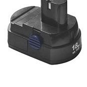 Extra Batterij 18V voor Electrisch Handsmeerpistool Samoa (Ni-Mh)