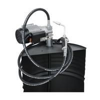 PIUSI VISCOMAT DRUM ELEKTRISCHE OLIEPOMP 230V  25 L/MIN MET TELLER