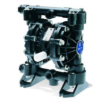 GRACO DUBBELE MEMBRAANPOMP 150 L/MIN VOOR OLIE & AFVALOLIE EN WATER & ANTIVRIES